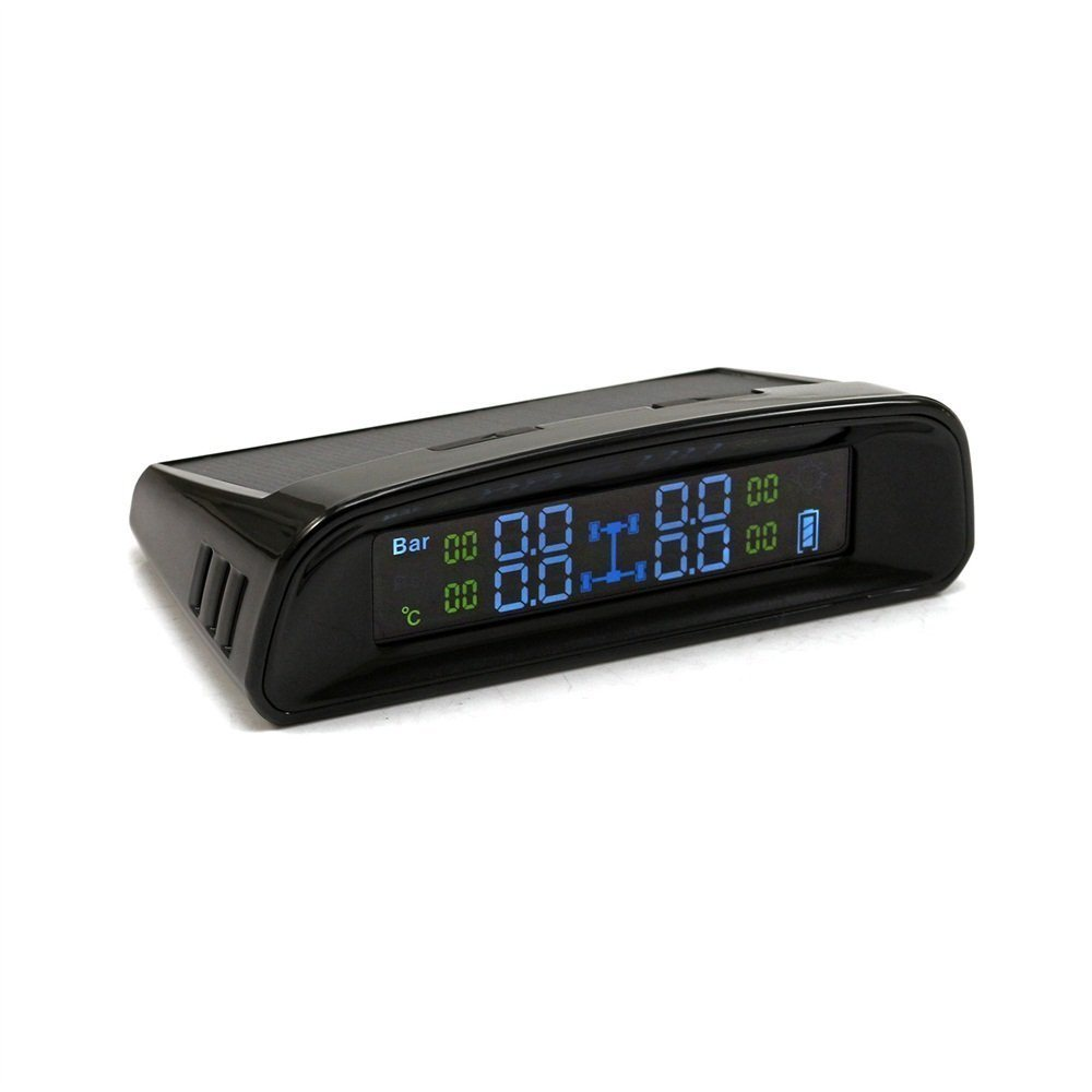 Wireless Solar TPMS Tire Pressure Monitor System
