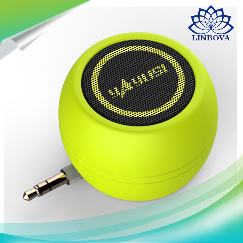 Professional Loud Stereo USB Mini Speaker with Ce Certificate
