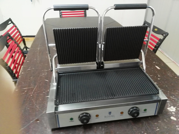 Electric Contact Panini Grill