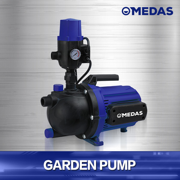 Stainless Steel Housing Utility Automatic Garden Pump