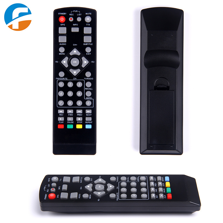 Common Remote Control (KT-6222) for TV/STB/DVD/DVB