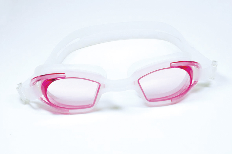 Fashion Silicone UV Cut Swimming Goggles