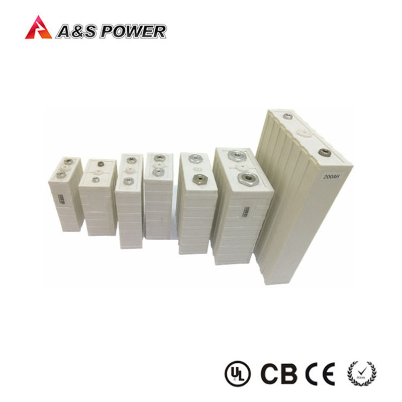 Prismatic Rechargeable Lithium Solar Energy Storage LFP 3.2V 100ah Battery Cell