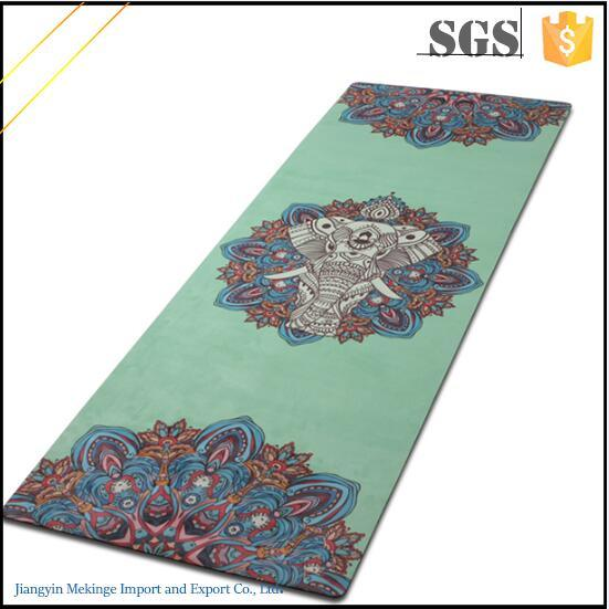 Light Weight Yoga Mats Custom Printed Yoga Matt Custom Mat Manufacturer