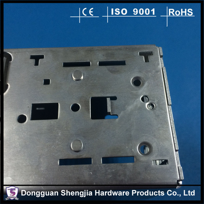 China Sheet Metal OEM/Custom Precision Aluminium Stamping