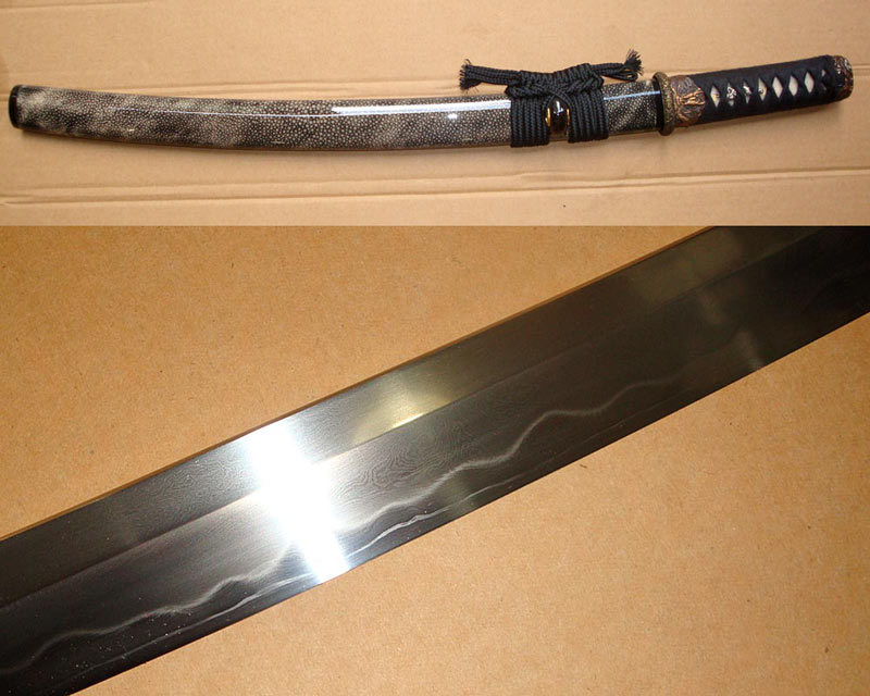 High Grade Hand Forged Wakizashi