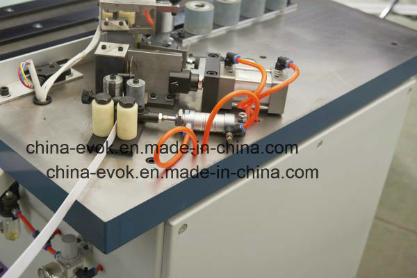 New Type Woodworking Double-Face Gluing Curved&Straight Edge Banding Machine Fbj-888-a