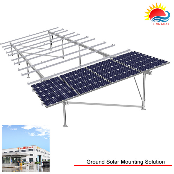 High Efficient PV Panel Mounting Rack (A34)
