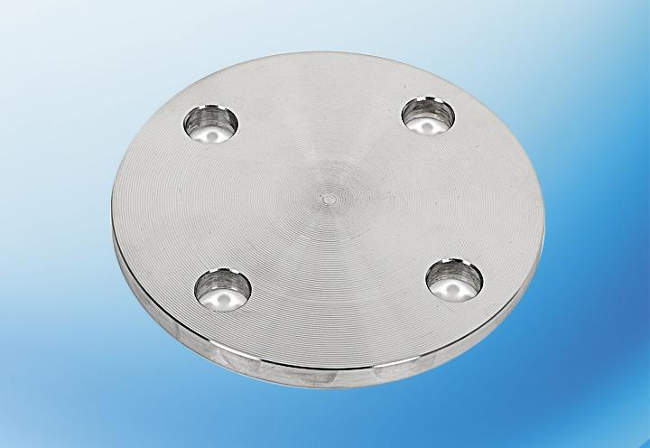 Forged Stainless Steel Blind Flange ASME B16.5/DIN/JIS/En1092-1/GB