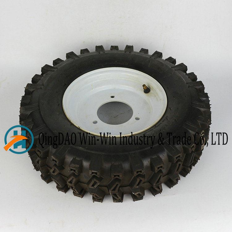 Pneumatic Rubber Wheel for Wheel Barrow Wheel (4.80-8)