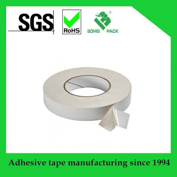 High Elongation Rubber Based Hotmelt Double Sided Tape