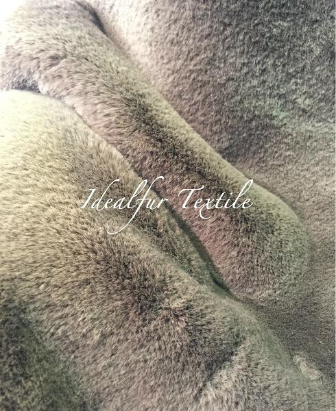 Soft Rabbit Fake Fur /Faux Fur/ Artificial Fur