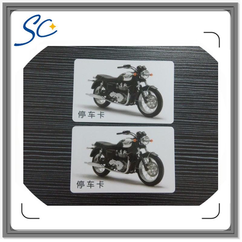 Free Sample 13.56MHz RFID S50 1k Smart ID Card