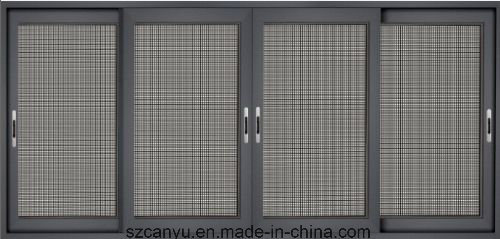 Magnetic Aluminium Fly Wire Mesh Melbourne Screen Window