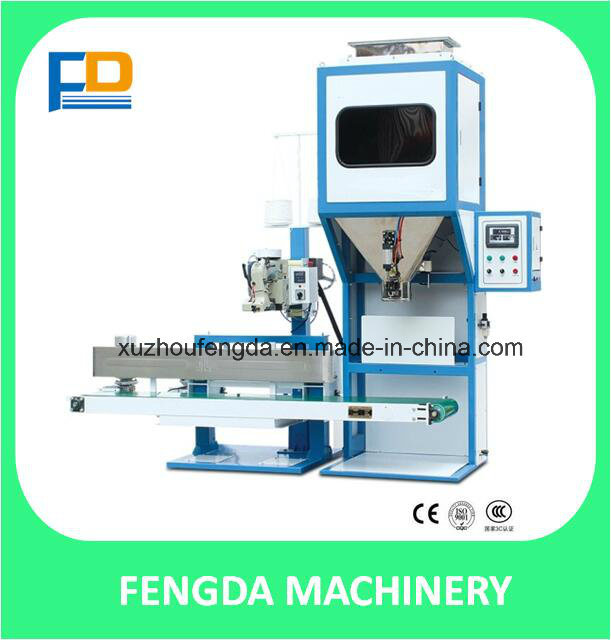 Weighing Hopper for Animal Feed Mill (DCS-25K-3A) --Feed Packing Machine
