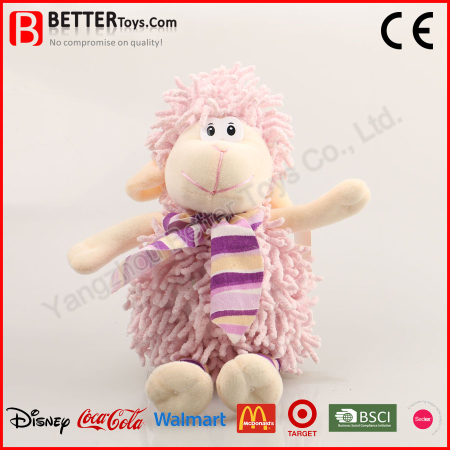 Cute Stuffed Animals Lamb for Kids