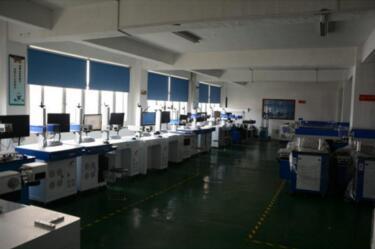 Hardware Industry Laser Etching Machine