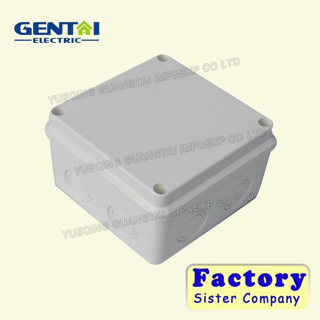 IP65 Waterproof Distribution Box/Small Electrical Junction Box