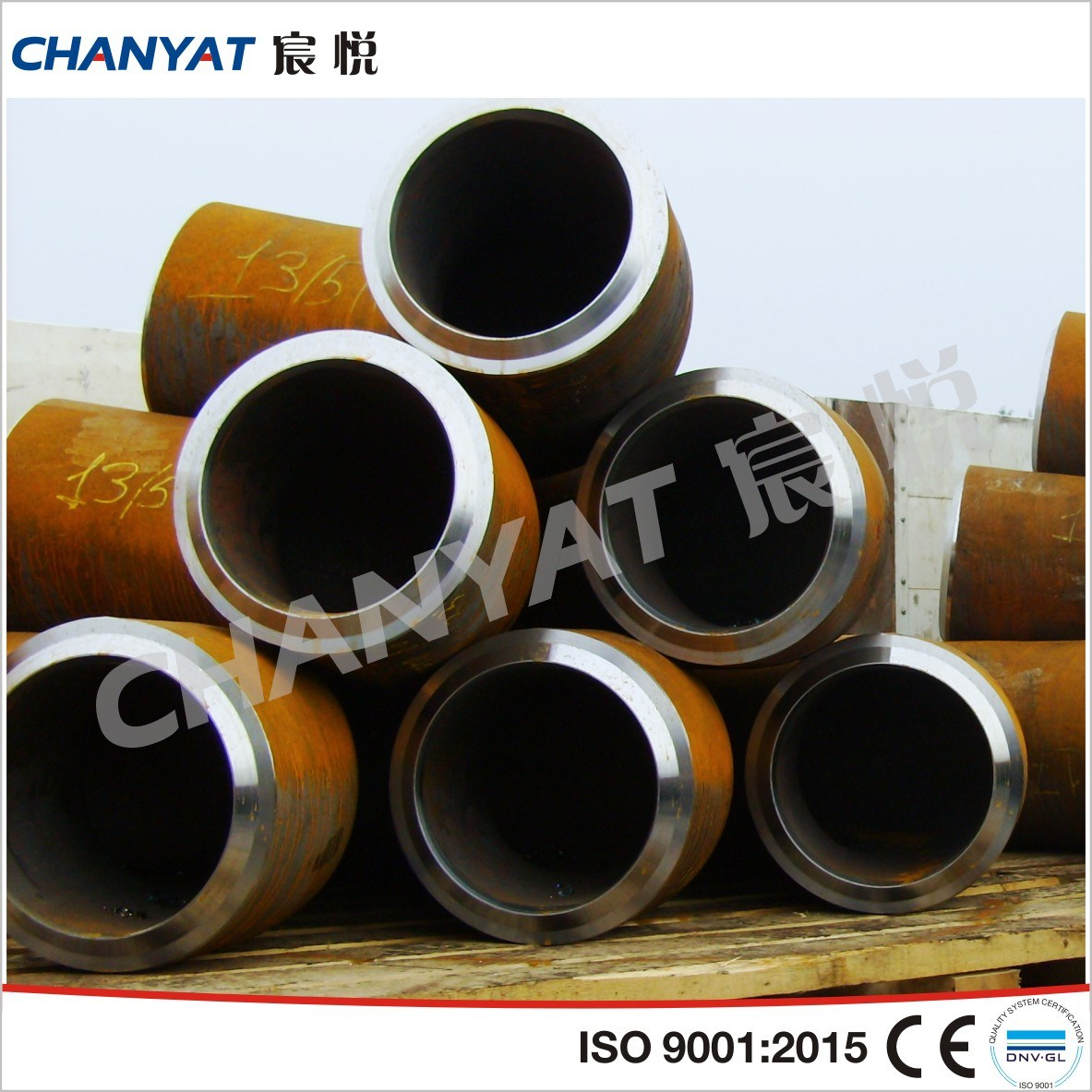 Seamless Alloy Steel Bend of Pipe Fittings