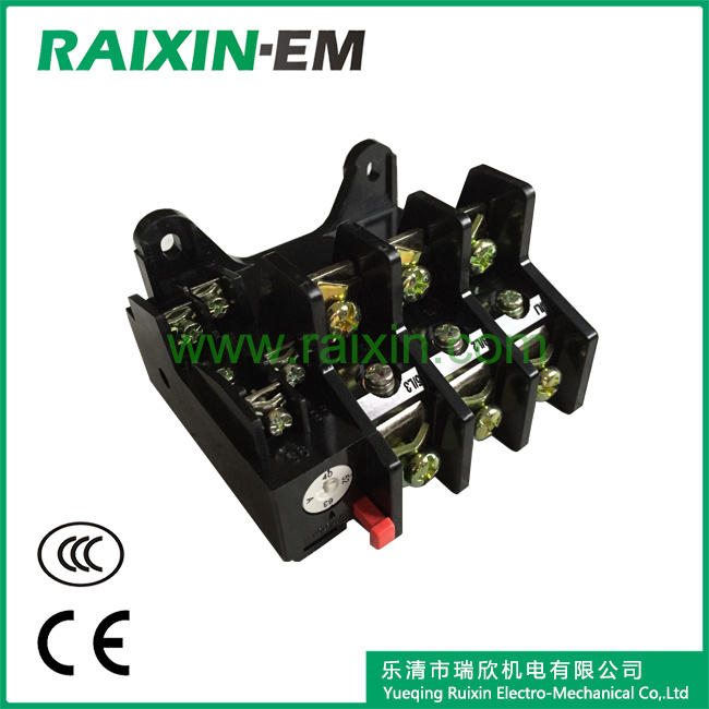 Ruixin Jr36-63 Thermal Overload Relay 14-22A 20-32A 28-45A 40-63A