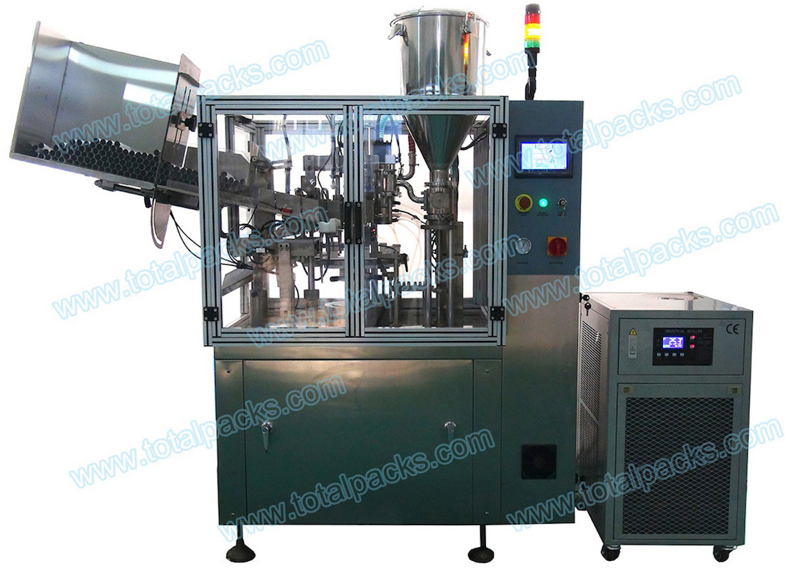 Automatic Plastic Tube Filler Sealer (TFS-100A)