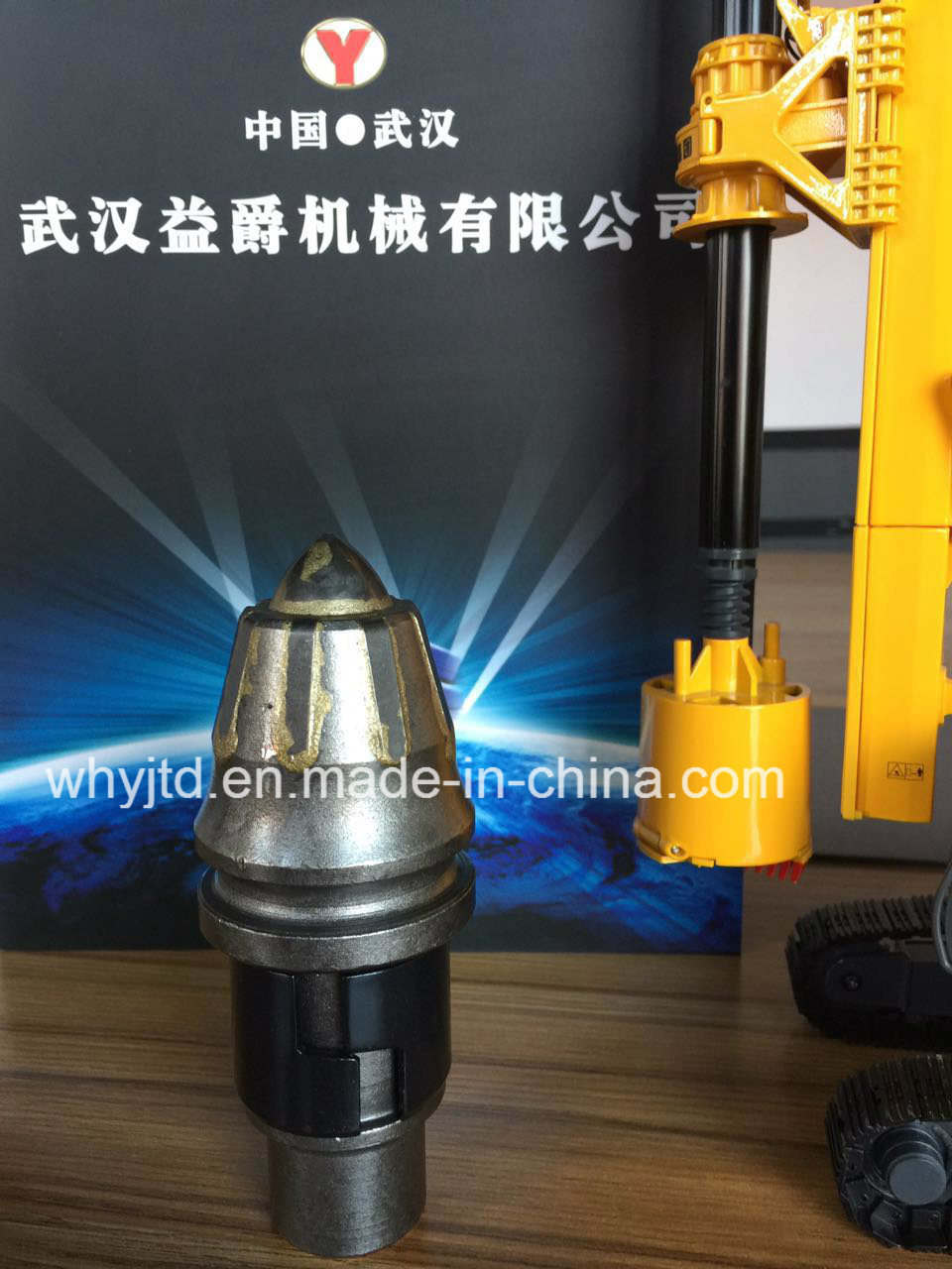 Sell-Well Cutting Bits for Pile Driver Drill Bit