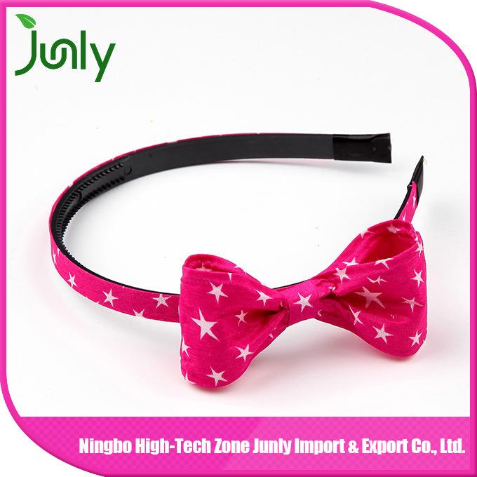 Women Hair Accessories Wholesale China Fashion Bowknot Headband