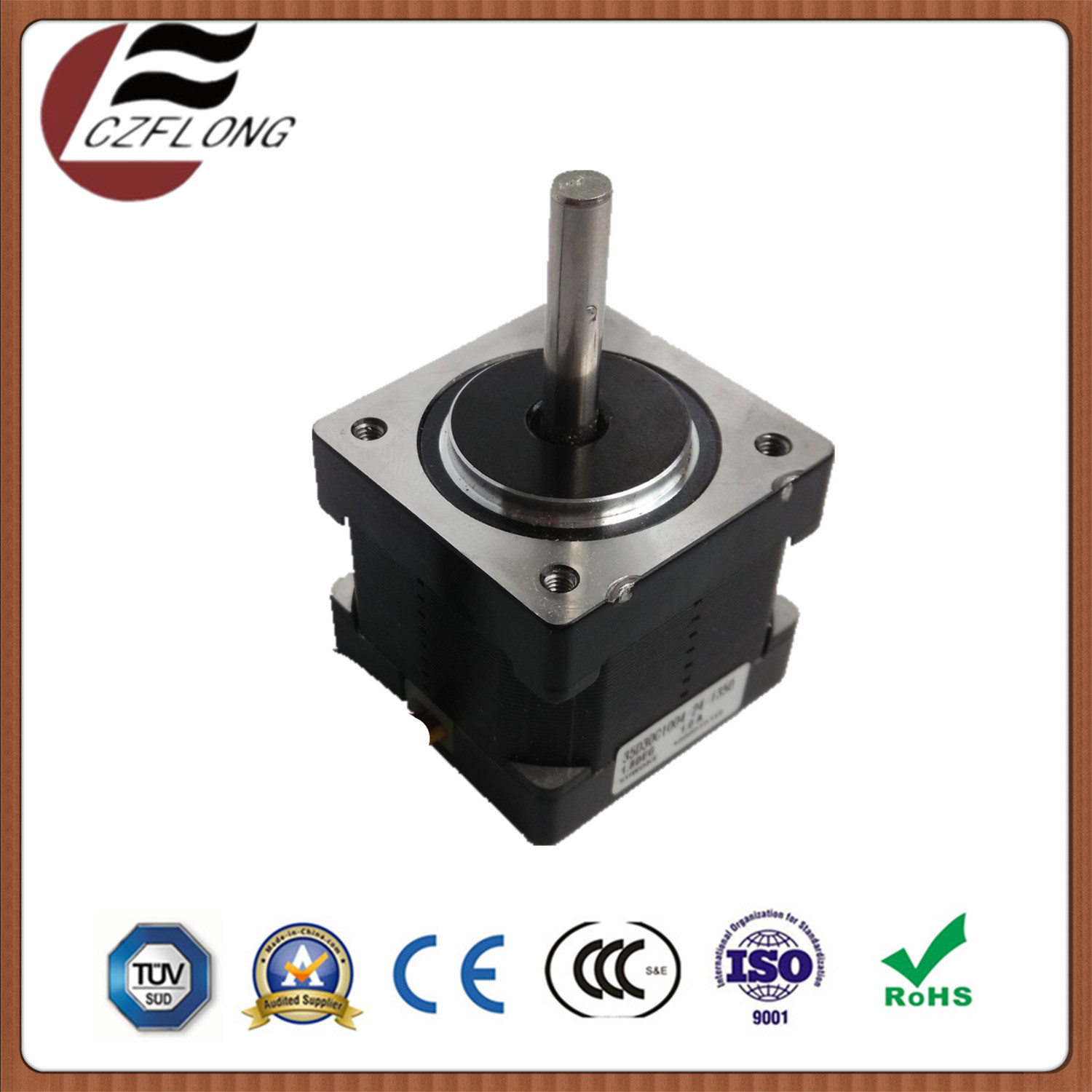 Warranty 2 Year Stepping Motor for CNC Machines with Ce