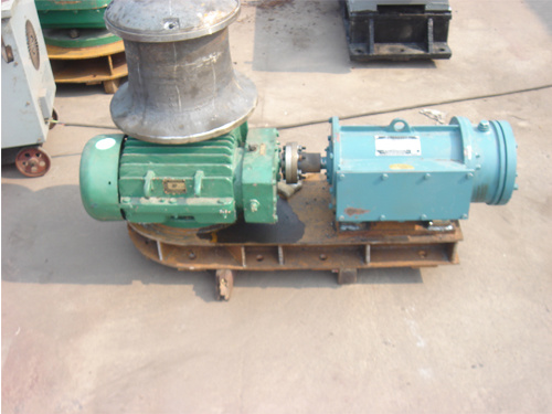 Horizontal or Vertical Windlass Capstan Electric & Hydraulic Marine Anchor Capstan