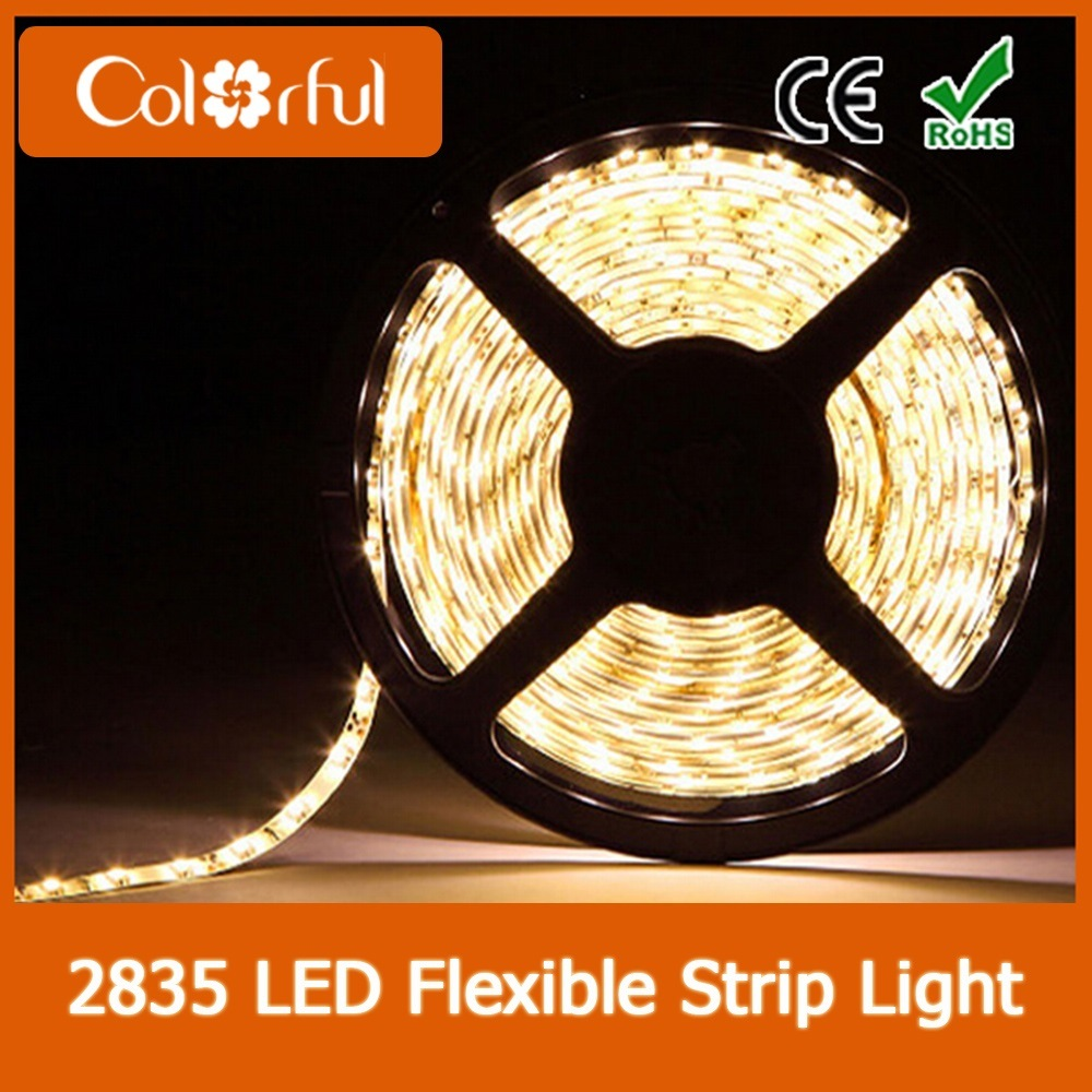 Waterproof High Quality SMD2835 DC12V LED Flexible Strip