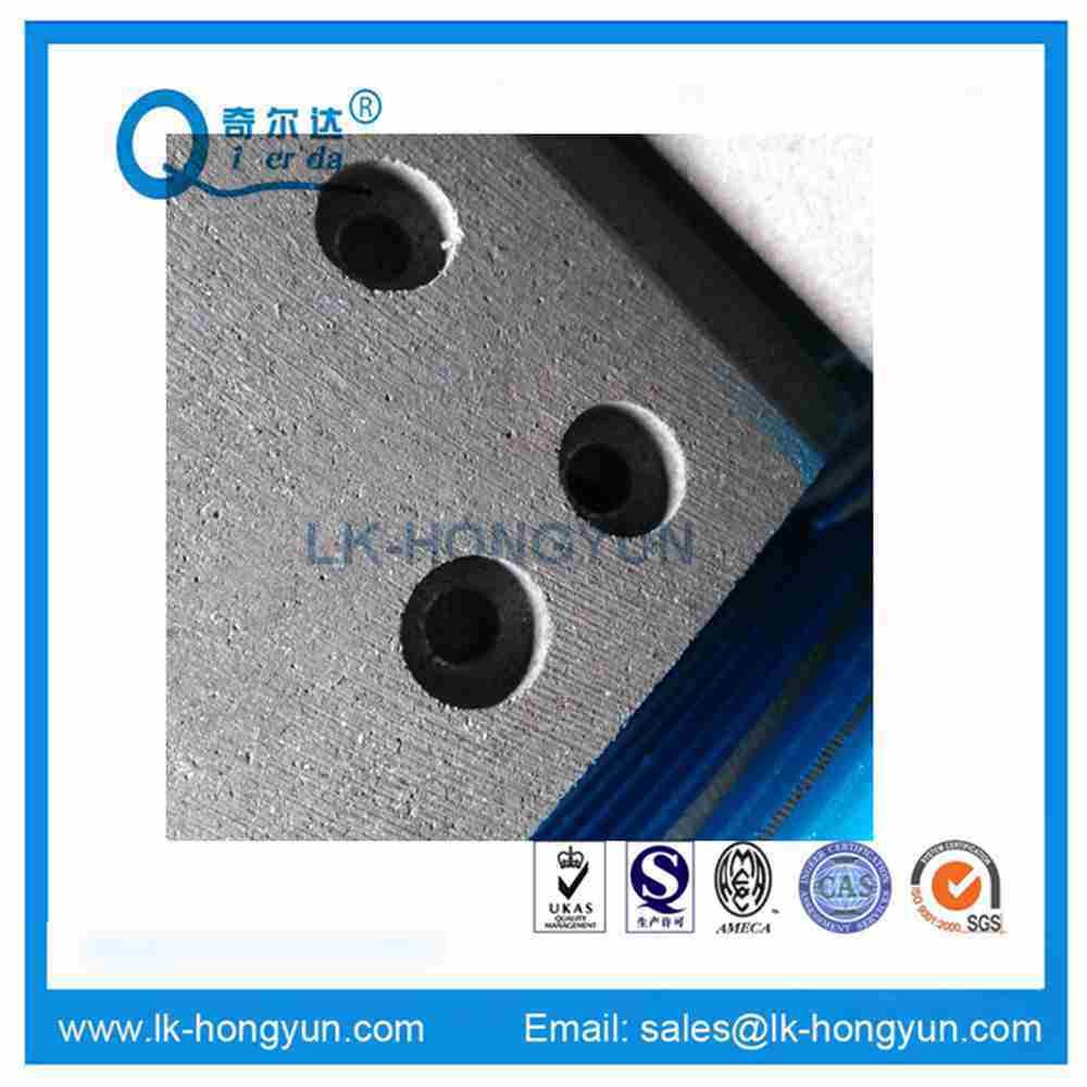 High Tolerance Long Life Non-Asbestos 4515 Brake Lining