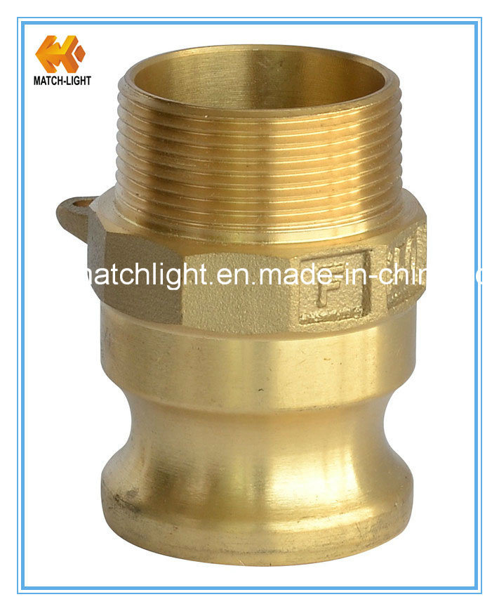 Brass Sand Casting Forged Camlock Quick Coupling