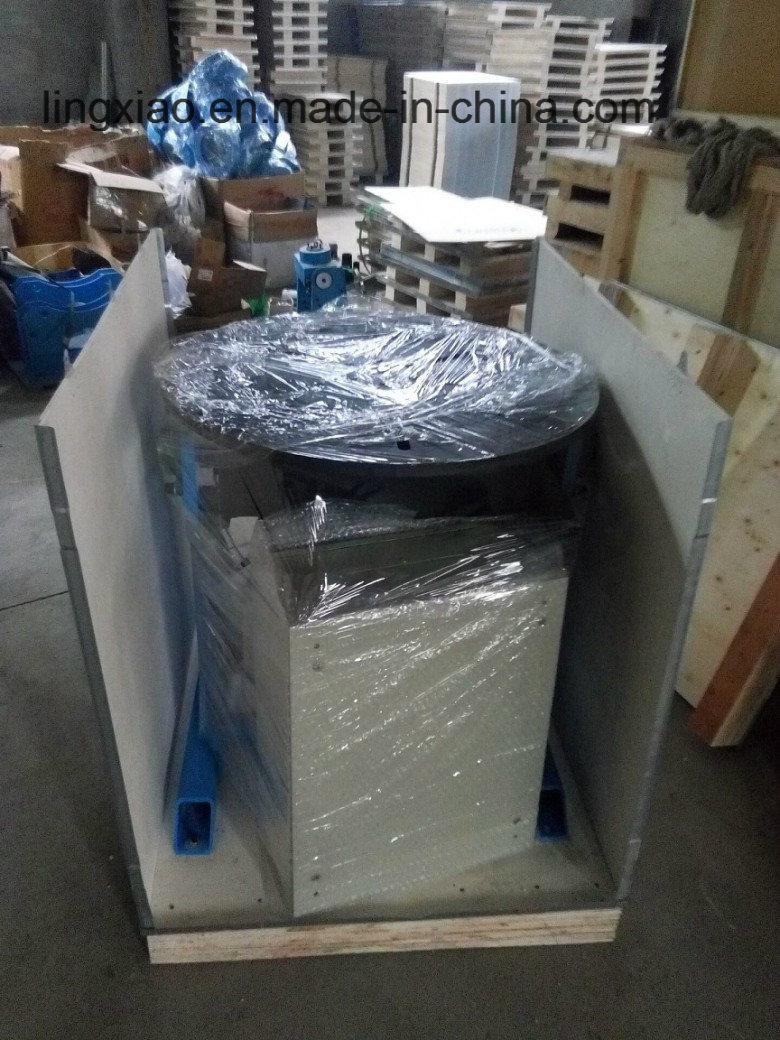 Ce Certified Welding Positioner HD-600 for Pipe Welding