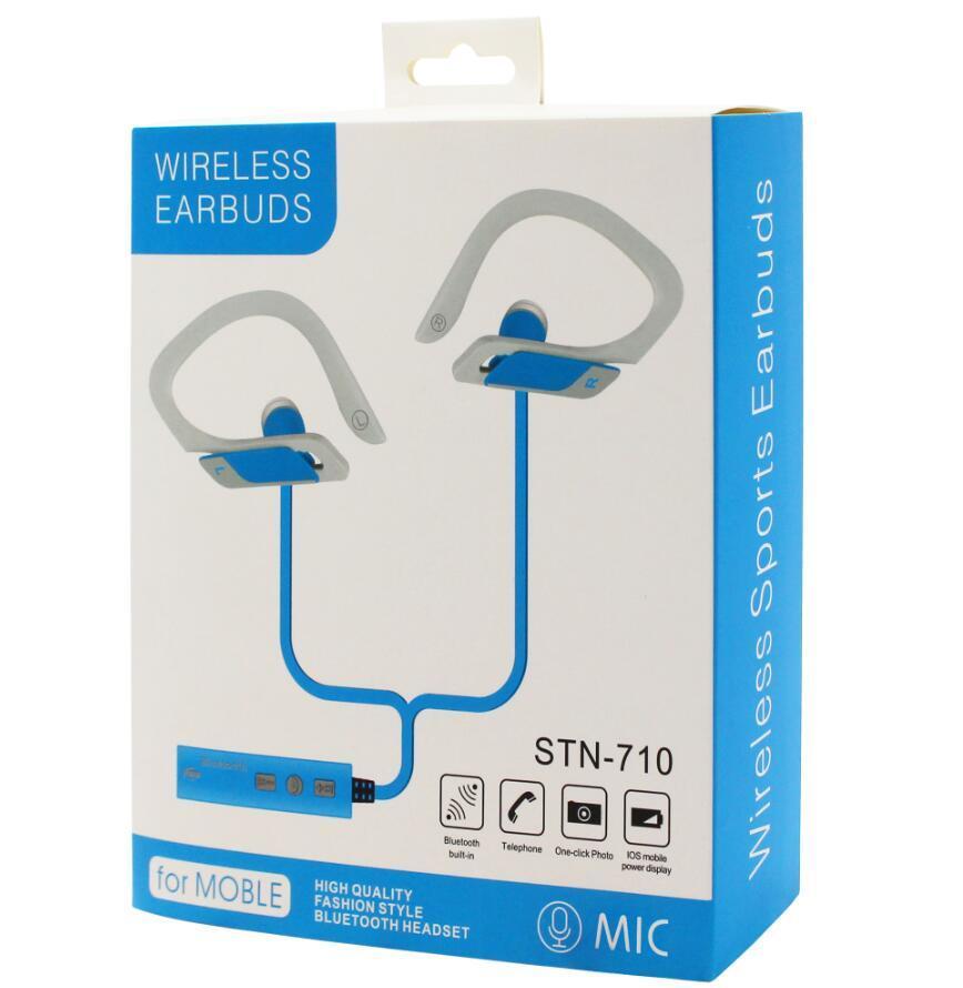 Mini in- Ear Stereo Wireless Bluetooth 4.2 Headset Earphone Headphone