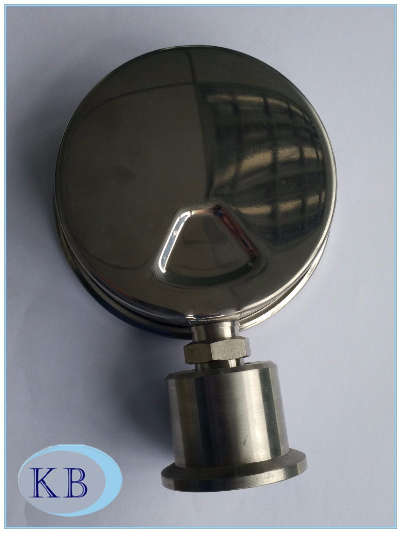 Sanitary Diaphragm Pressure Gauge for Food Products