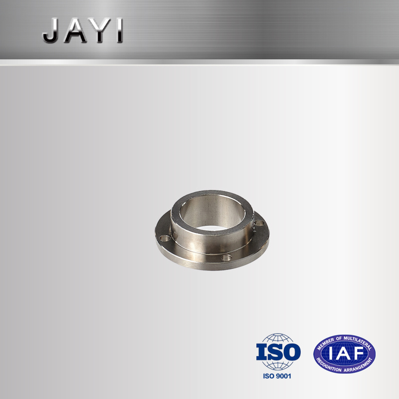 CNC Machined Flange of Stainless Steel