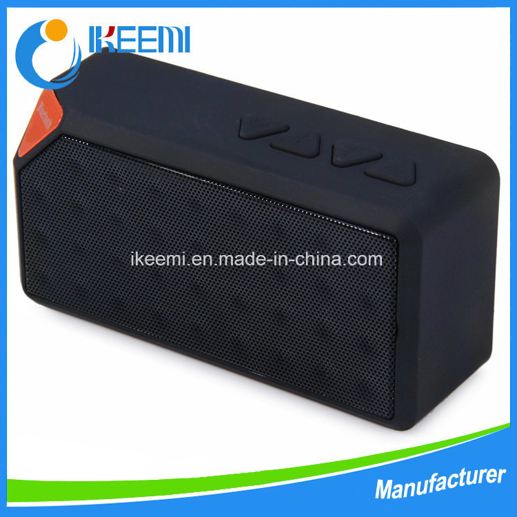 Portable Cube Mini Wireless Bluetooth Speaker