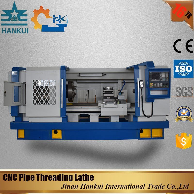 Qk1319 Pipe Threading Mini Bench Lathe for Sale