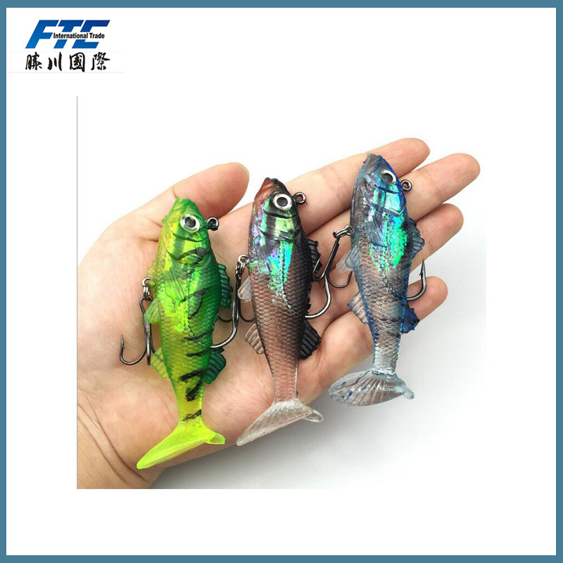Vmc Hooks Soft Plastic Fishing Product Fishing Lure