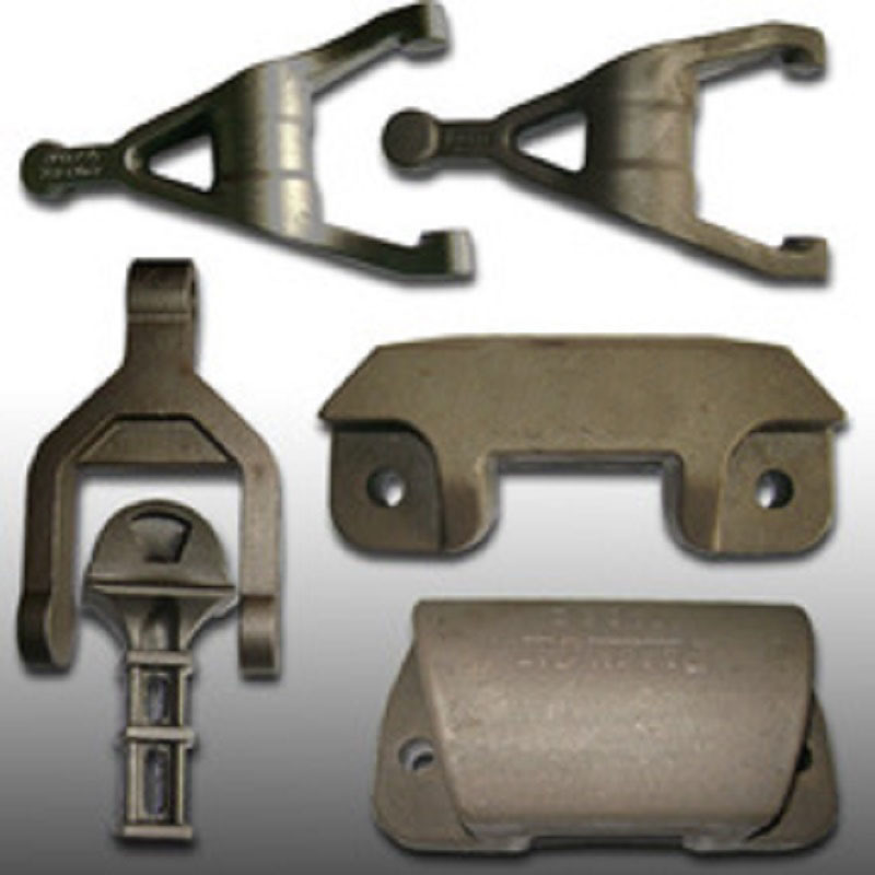 Auto Machine Railway Subway Trolley Casting Parts