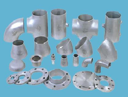 Butt Welded Sch5s-Sch160s Stainless Steel Pipe Fitting (MC-PF-SS-001)