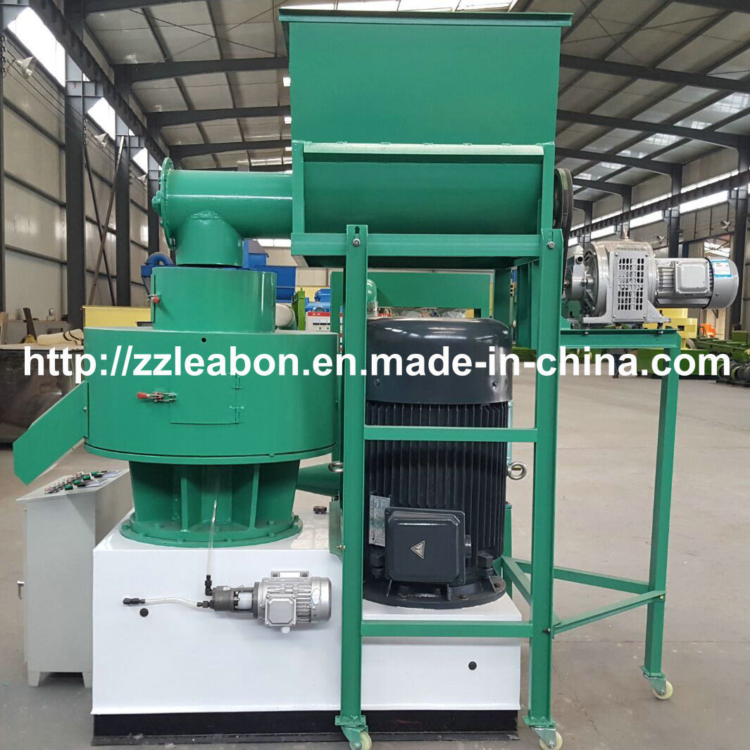 Ce Biomass Fuel Wood Sawdust Pellet Mill Machine