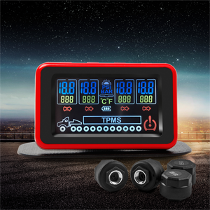 M2 Wireless External Truck TPMS in China