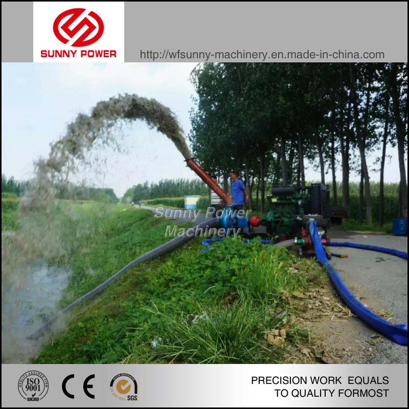 Weichai Diesel Engine Water Pump for Agricultural Irrigation
