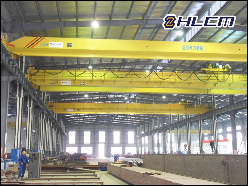 Workshop Overhead Crane for Material Handling (HLCM-5)