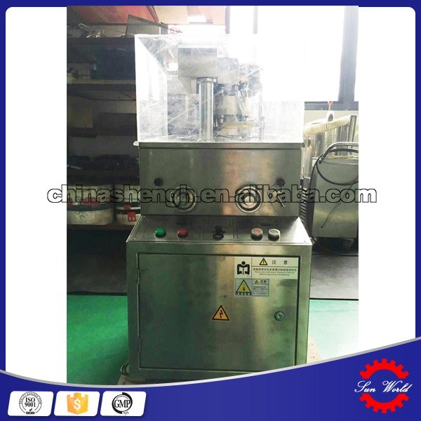 Zp5/7 High Capacity Chemical Hydraulic Rotary Tablet Press