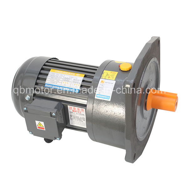 1.5kw Shaft Dia 32mm Geared Motor Light Duty AC Gear Motor