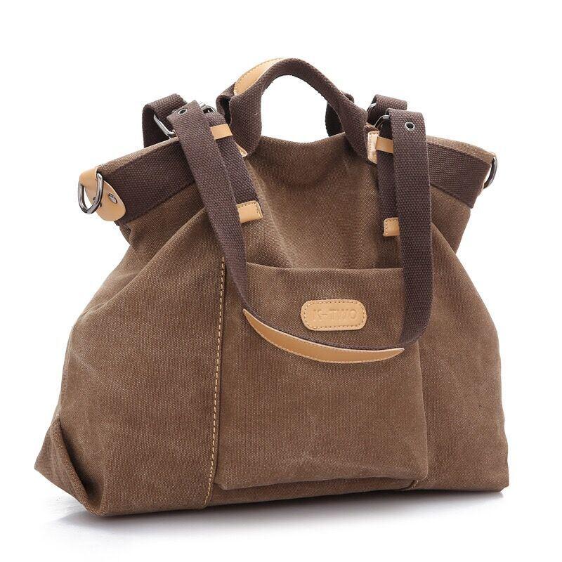 Bag Manufacturer, Fashion Girls Ladies Canvas Bag