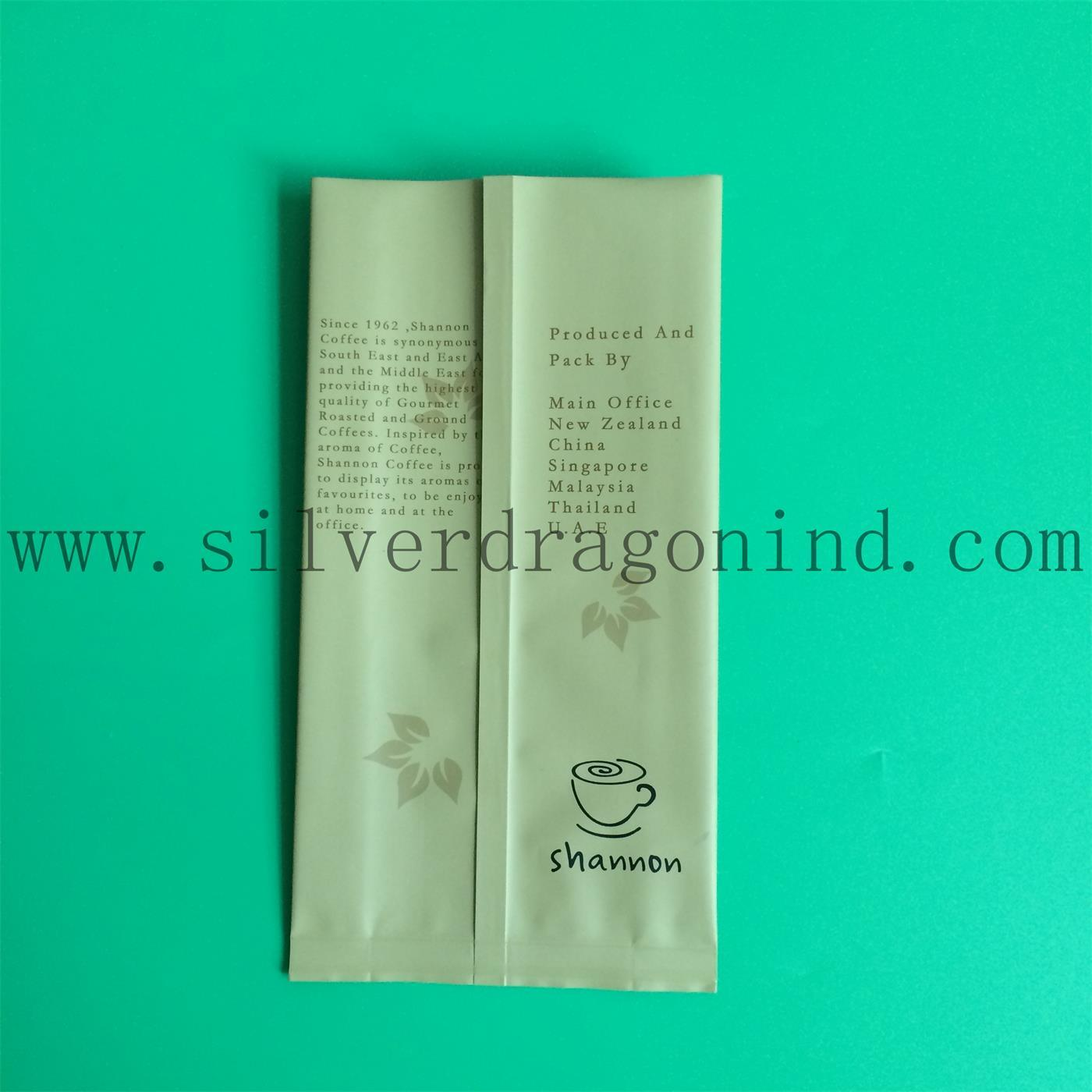 Top Quality Laminated Plastic Bag for Coffee Powder Packing
