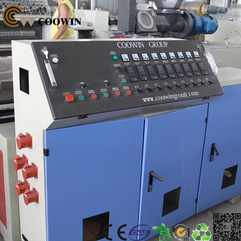 PVC PP PE Wood Plastic Profile Making Machine